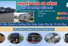 Top 10 công ty chuyển nhà trọn gói uy tín nhất tại Đà Nẵng 2021