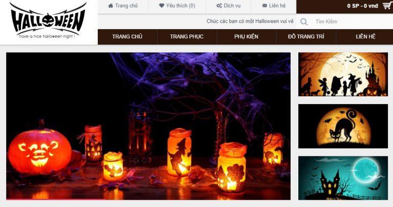 Shop Phụ Kiện Halloween