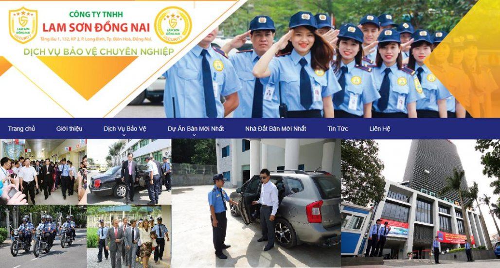 CTy TNHH Lam Sơn Đồng Nai