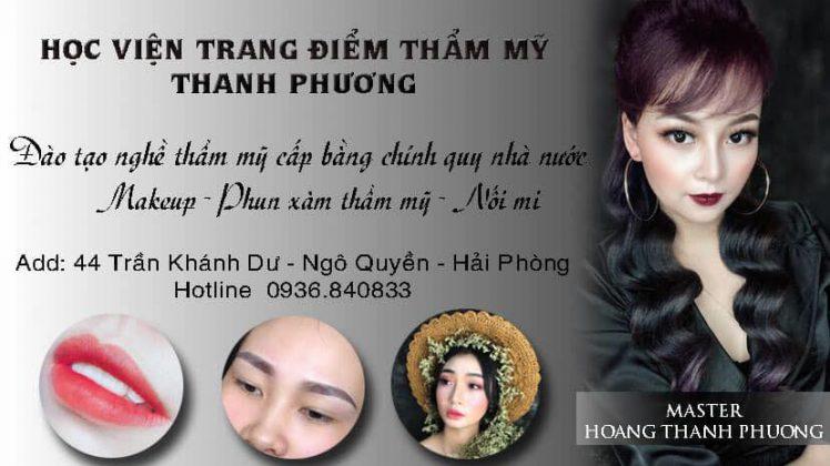 Học viện Thanh Phương Make up