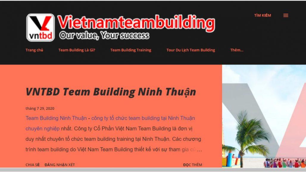 Top 10 công ty tổ chức team building tại TPHCM 2021