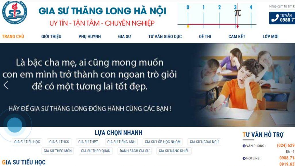 TOP 10 TRUNG TÂM GIA SƯ UY TÍN Ở HÀ NỘI 2021