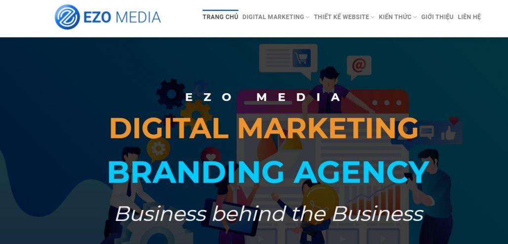 Công ty chạy quảng cáo Facebook EZO Media