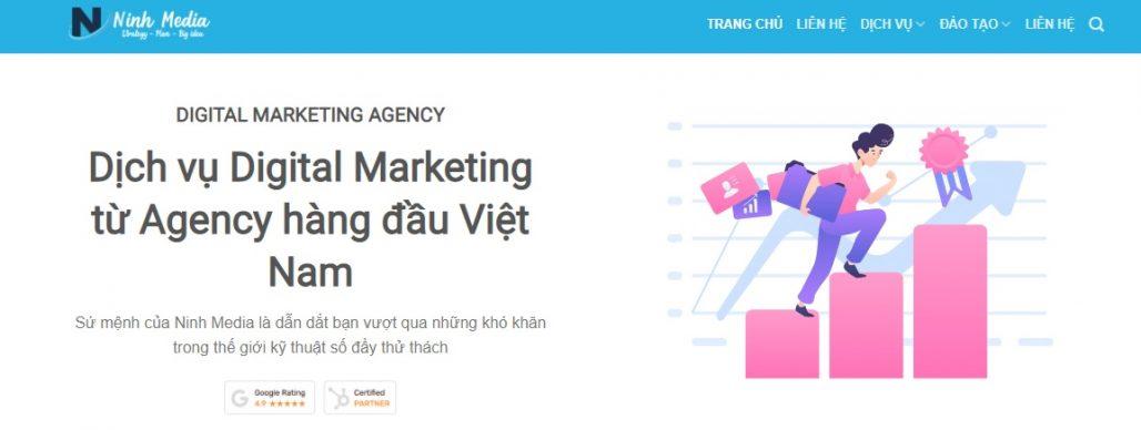 Công ty chạy quảng cáo Facebook Ninh Media