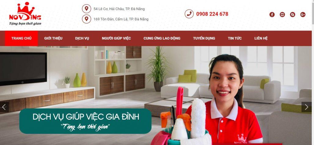 Công ty giúp việc tại nhà theo giờ Novoking