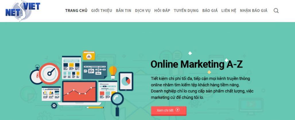 Công ty chạy quảng cáo Google Adwords Net Viet