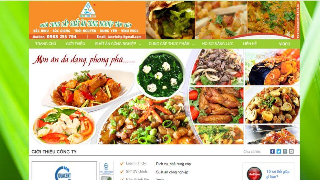 Top 5 công ty cung cấp suất ăn công nghiệp uy tín tại Bắc Ninh