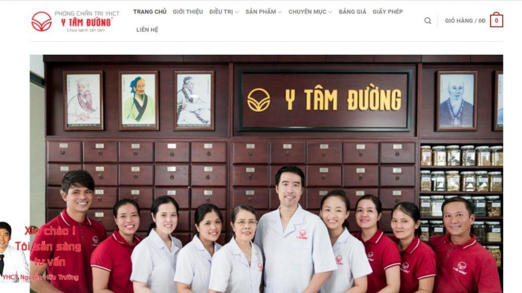 Top 10 phòng khám đông y uy tín nhất tại TPHCM 2021