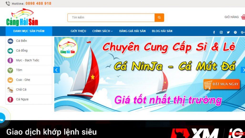 Top 10 website bán hải sản tươi sống online uy tín ở TPHCM