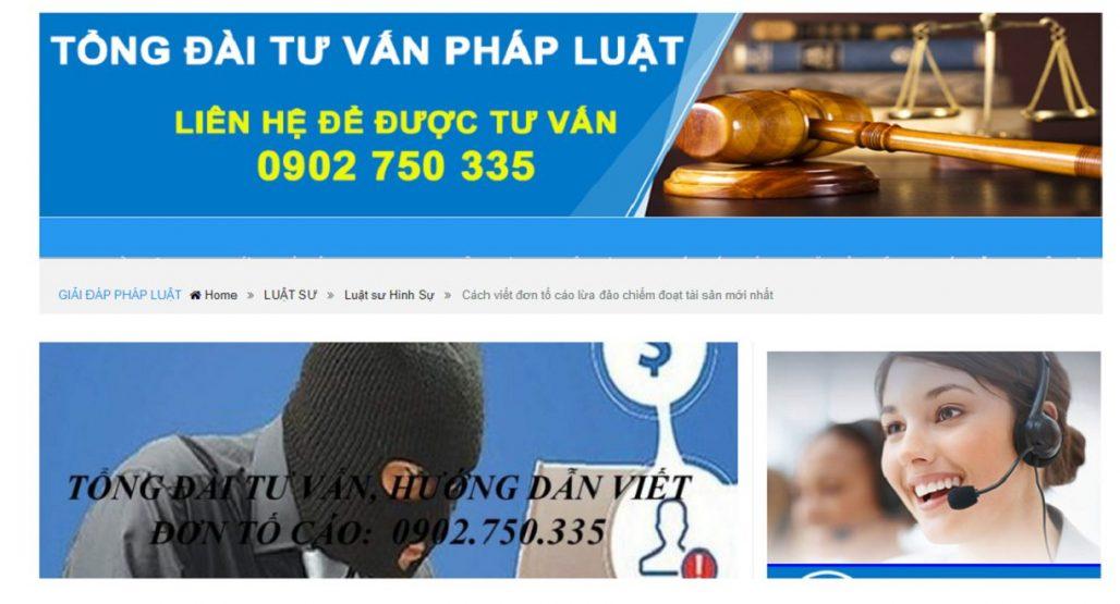 Công Ty Luật -  Luật Sư Dân Luật Việt
