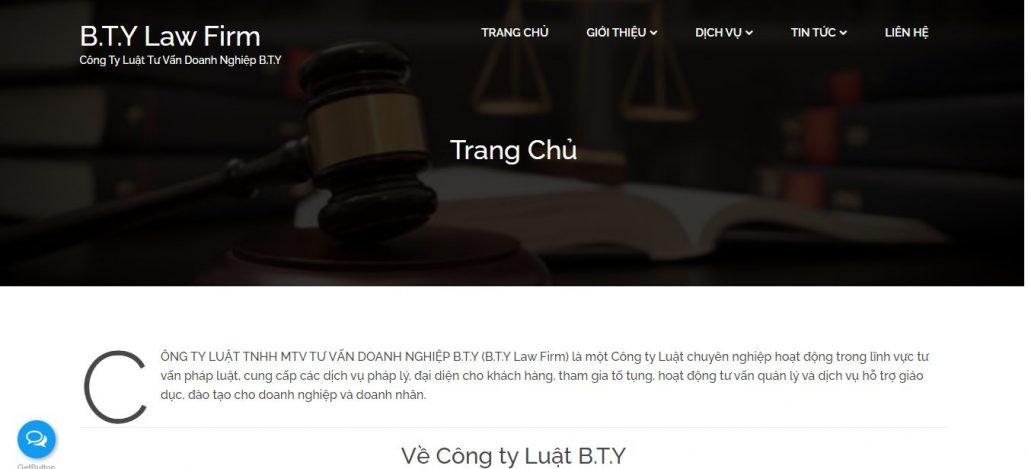 Công ty Luật B.T.Y