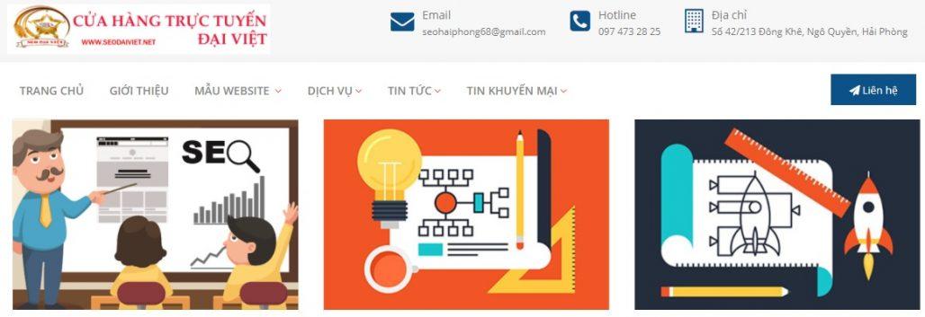 Công ty chạy quảng cáo Google Adwords Đại Việt