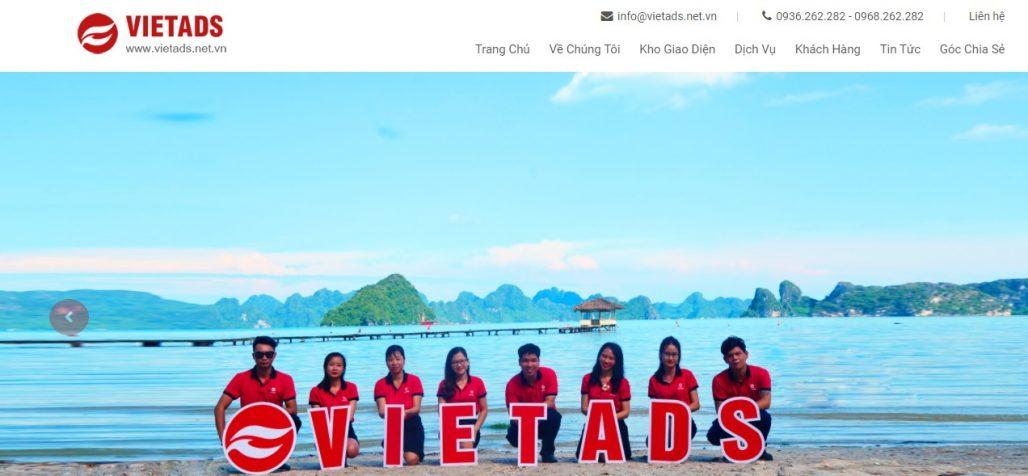 Công ty chạy quảng cáo Google Adwords VIETADS