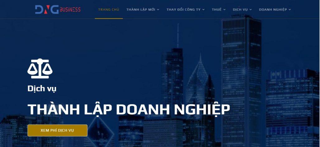 Dịch vụ thành lập công ty - DNG Business