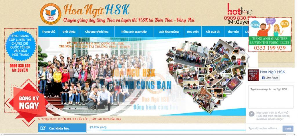 Trung tâm Hoa Ngữ HSK