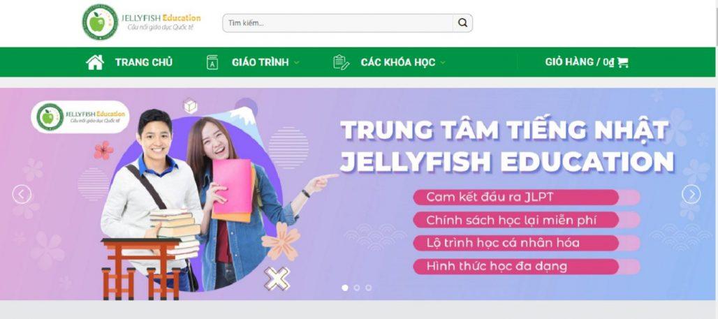 Trung tâm tiếng Nhật Jellyfish Education Đà Nẵng