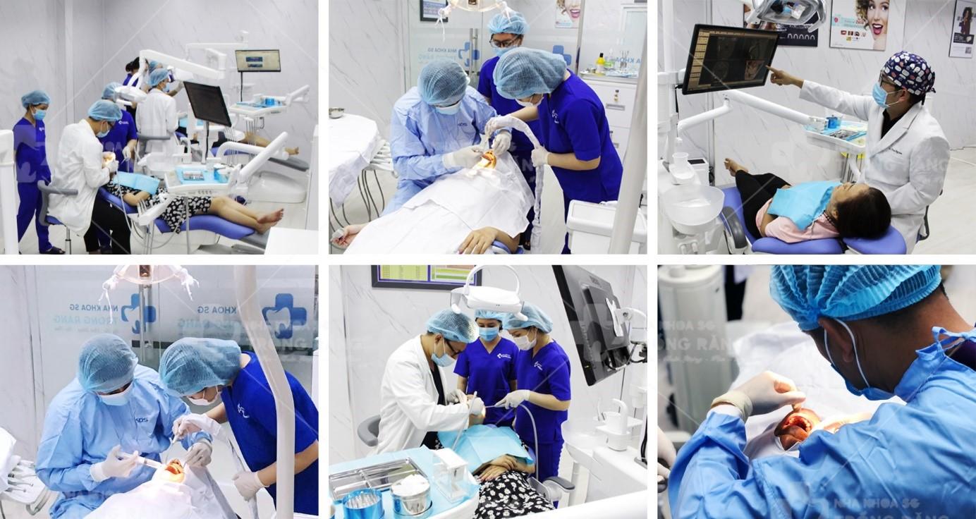 Top 10 trung tâm nha khoa uy tín tại TPHCM 2021