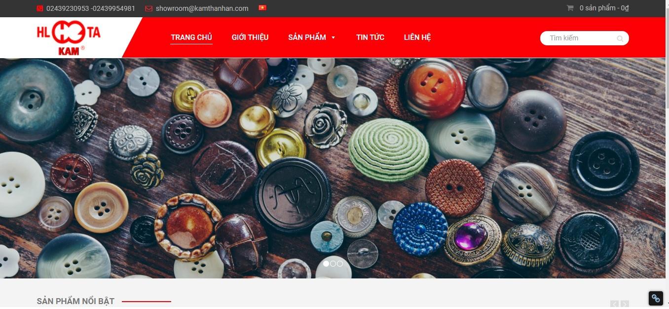 Công ty cung cấp vải và phụ liệu may mặc Thành An