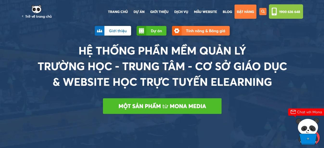 Công ty phần mềm CRM - Mona Media