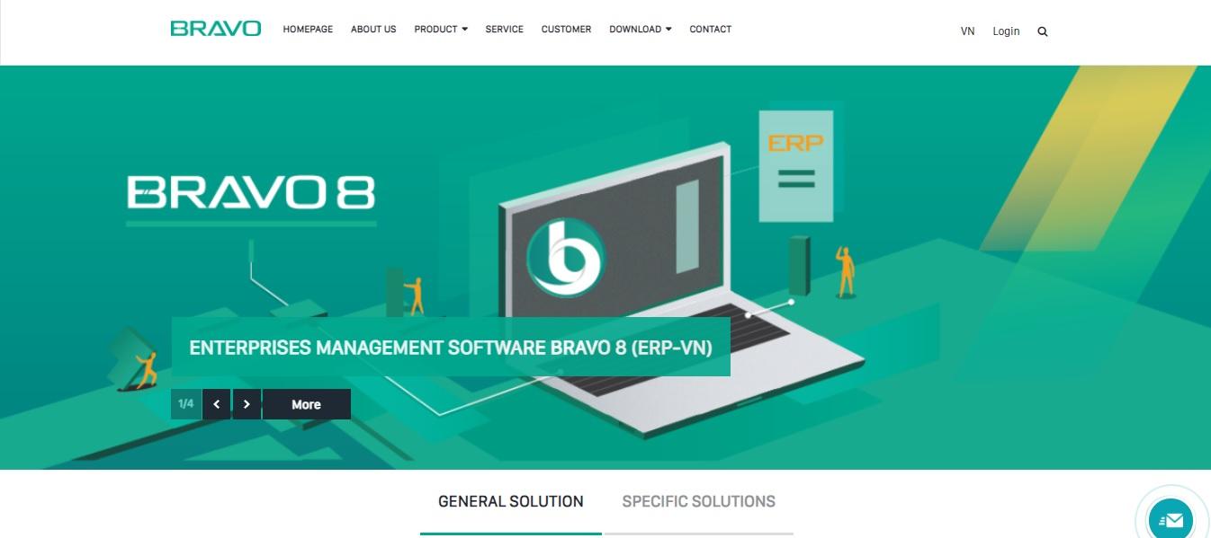 Công ty BRAVO