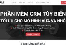 Top 6 công ty phần mềm CRM uy tín tại Hà Nội