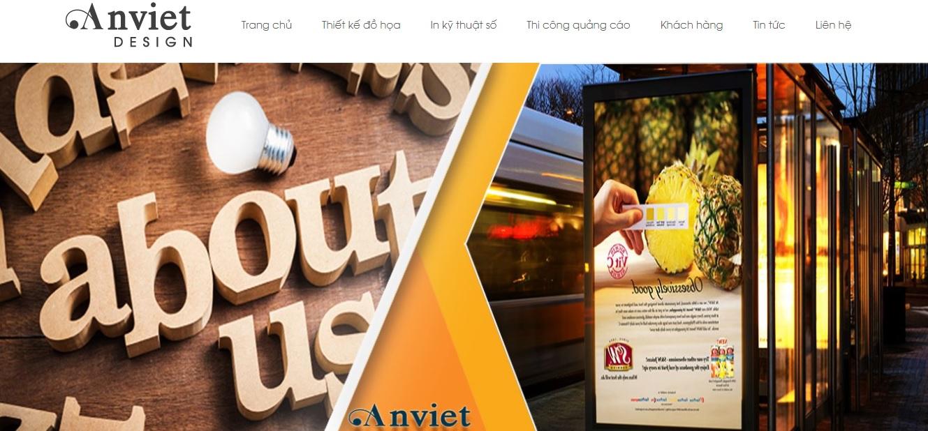 Công ty quảng cáo An Việt