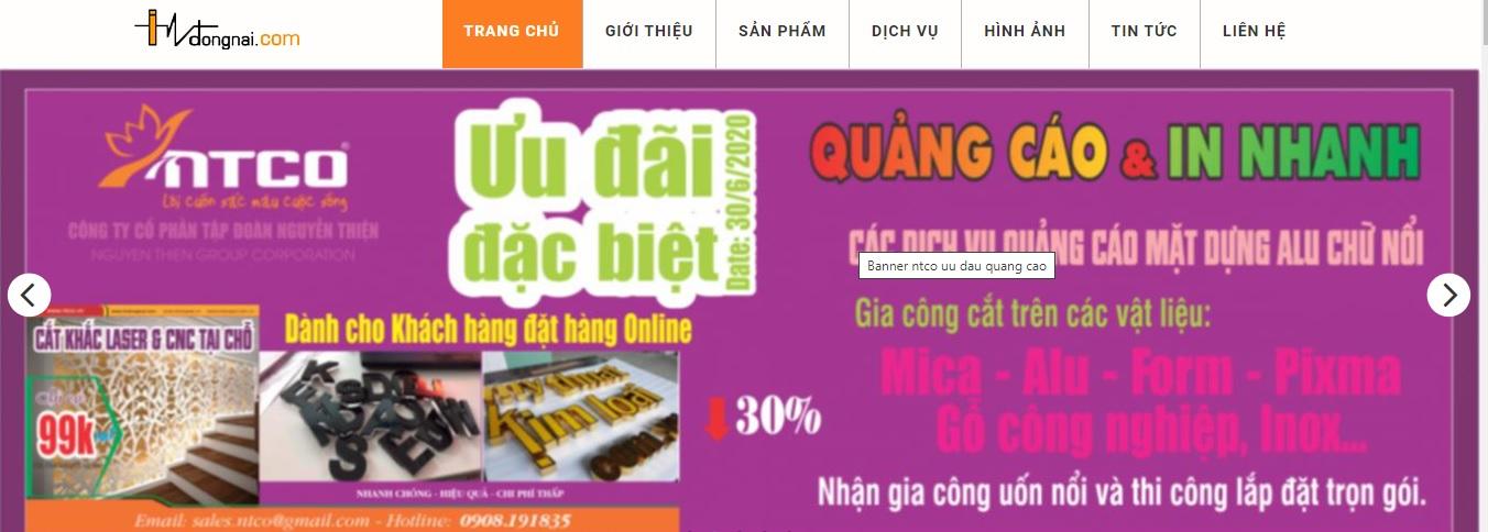 Công ty quảng cáo NTCO