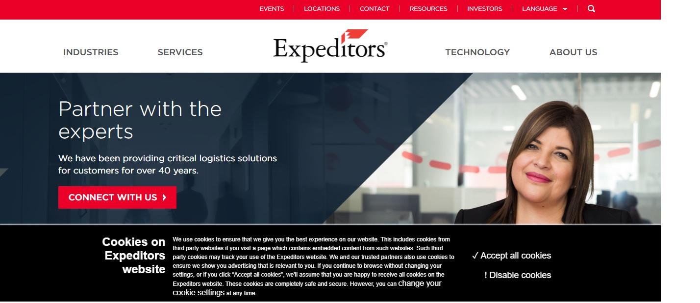 Công ty vận tải và Logistics - Expeditors