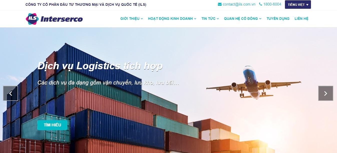 Công ty vận tải và Logistics -  Interserco Hải Phòng