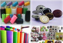 Top 6 Công ty cung cấp vải và phụ liệu may uy tín tại Biên Hòa Đồng Nai