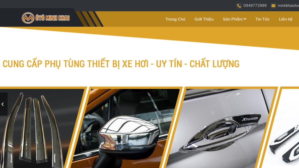 Công ty Ô Tô Minh Khai