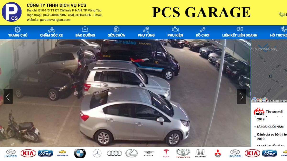 Công ty phụ tùng đồ chơi xe hơi PCS