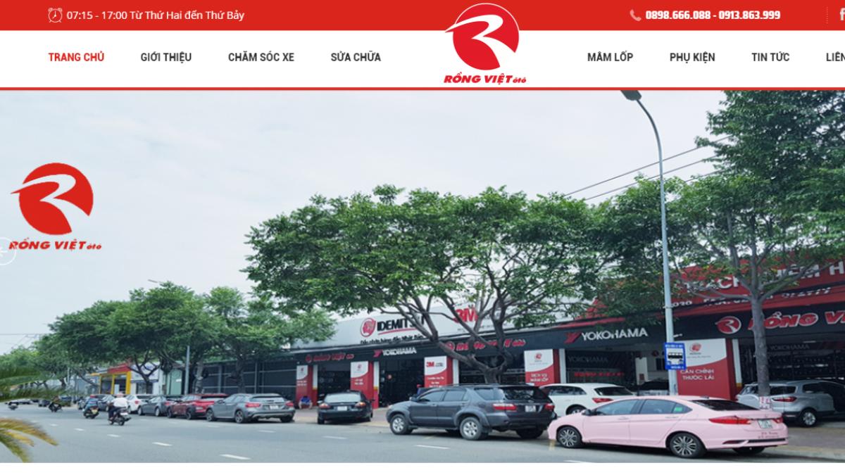 Công ty phụ tùng - phụ kiện - đồ chơi ô tô Rồng Việt Ô Tô